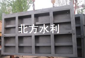 碳钢闸门喷锌防腐加工