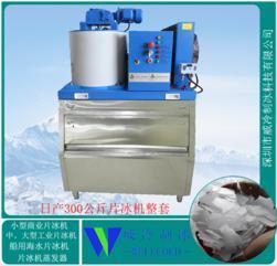 300公斤小型商用片冰機超市海鮮冰鮮