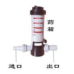 spogold泳池自动投药泵 杀菌消毒 水处理投药泵