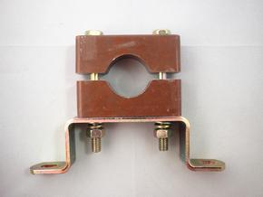 低压带支架电缆固定夹型号