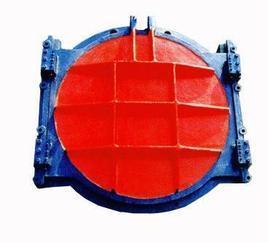 铸铁圆闸门,铸铁镶铜圆闸门