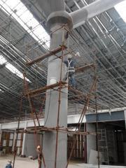 钢结构防火防腐