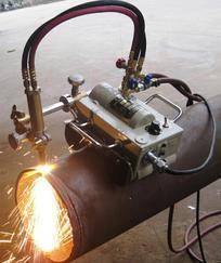 CG2-11C磁力管道切割机CG2-11C磁力火焰切管机
