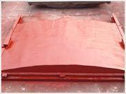 闸门渠道水闸防洪水闸泄水水闸节制闸门铸铁镶铜方闸门1.2*1.2m
