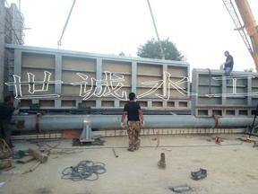 临时河道水闸厂家设计与指导安装