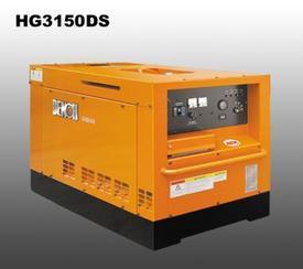 HG3150DS静音型发电机