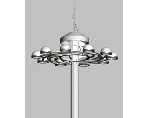 XGA108-G01源动力升降式高杆灯