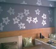 供应广州液体壁纸  液体墙纸 承接液体壁纸 液体墙纸装修工程