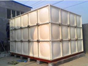 腾翔厂家直销 玻璃钢水箱 质美价廉值得信赖