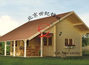 木屋、度假木屋、养生木屋、抗震木屋