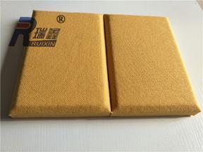 定制软包吸音板厂家