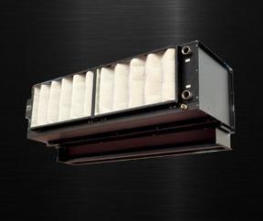 CPLR-A型暗装冷暖风幕