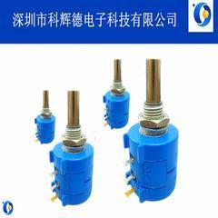3590S-2电位器进口BOURNS品牌多圈线绕精密电阻器