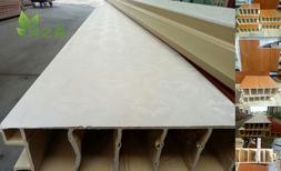 临沂生态木外墙板生产厂家 外贸快装室内外墙板厂家