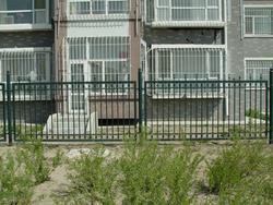 供应小区铁艺护栏