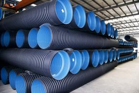 天津波纹管HDPE双壁波纹管PVC管检查井盖