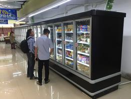 拉门冷藏柜/进口水果保鲜柜/高档水果柜/厂家直销