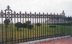 临朐县旭东铁艺,供应铁艺护栏,铁艺栏杆