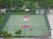 天津篮球场施工、翻新