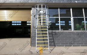 铝合金直爬梯  厂家直供  量大从优