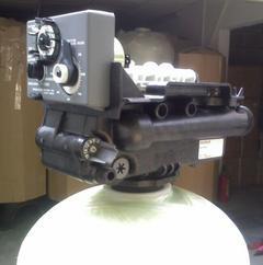 富莱克FLECK2850多路阀控制阀10吨 软化水过滤设备阀门控制器