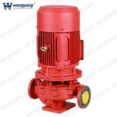 立式单级电动消防泵组