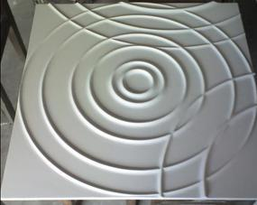 GRG多孔吸音板GRG墙面隔音材料