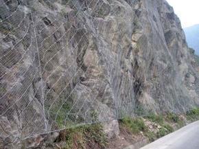 成都GPS2(环形)边坡主动防护网