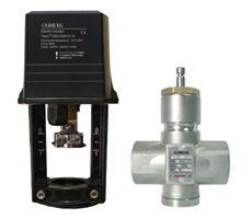 DN15-80不锈钢电动二三通调节阀