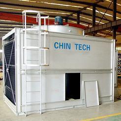 济南冷却塔,CTI认证冷却塔生产线