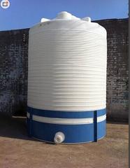 20立方滚塑PE储罐 大型立式塑料储罐桶