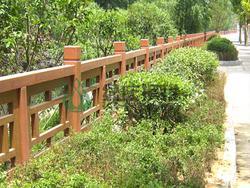仿木栏杆,绿化护栏,道路护栏,隔离护栏