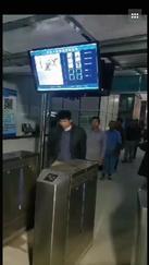 工地动态人脸识别门禁通道管理系统设计安装