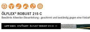 LAPP OLFLEX ROBUST 215 C控制电缆