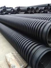 FRPP加筋波纹管 化工厂市政建筑排水排污 耐腐蚀 厂家直销