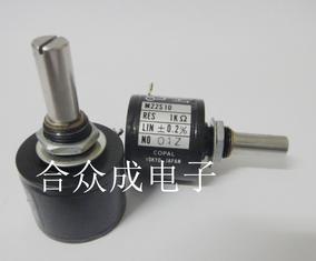日本 COPAL M22S10 1K 多圈电位器 精密电位器