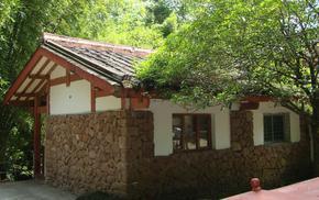 红斑岩蘑菇石墙石GCWR861