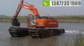 北京市水陆挖掘机出租