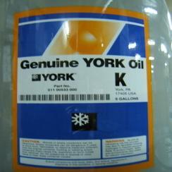 约克k油,约克离心机冷冻油