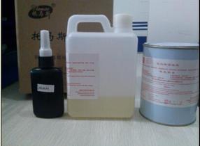 托马斯改性环氧树脂透明耐高温胶(THO4063+I)