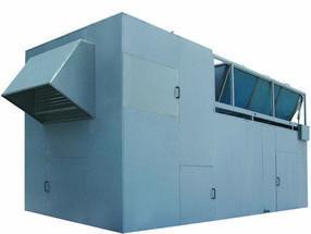 洁能缘SERHW整体式全新风屋顶式空调机组(普通型、热回收型)