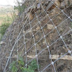 厂家供应台州柔性边坡拦石网厂家销售