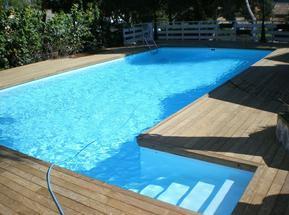 钢结构组合式游泳池