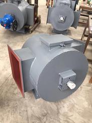 DFC-I,DFC-II电动三通分料阀300x300液动三通溜子500x500人字阀换向阀