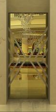 温州别墅电梯厅门装潢系列HY