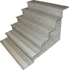 灰色花岗岩楼梯石GCPG766A+B