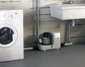 地下室专用污水提升器
