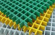 玻璃钢凹槽格栅玻璃钢格栅箅子板