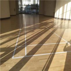 室内篮球场实木地板