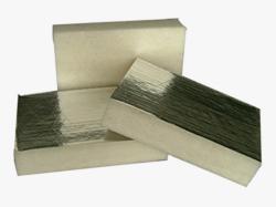 暖通空调铁皮风管用羊毛吸声绝热毡/板